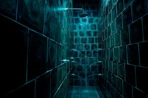 Skotská sprcha wellness centra Hotelu DUO Beskydy