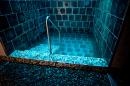 Ochlazovací bazének wellness centra Hotelu DUO, Beskydy