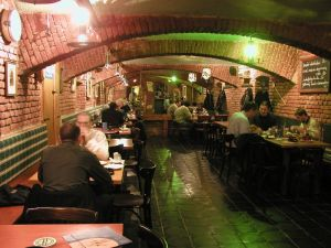 Restaurace Kozička Praha